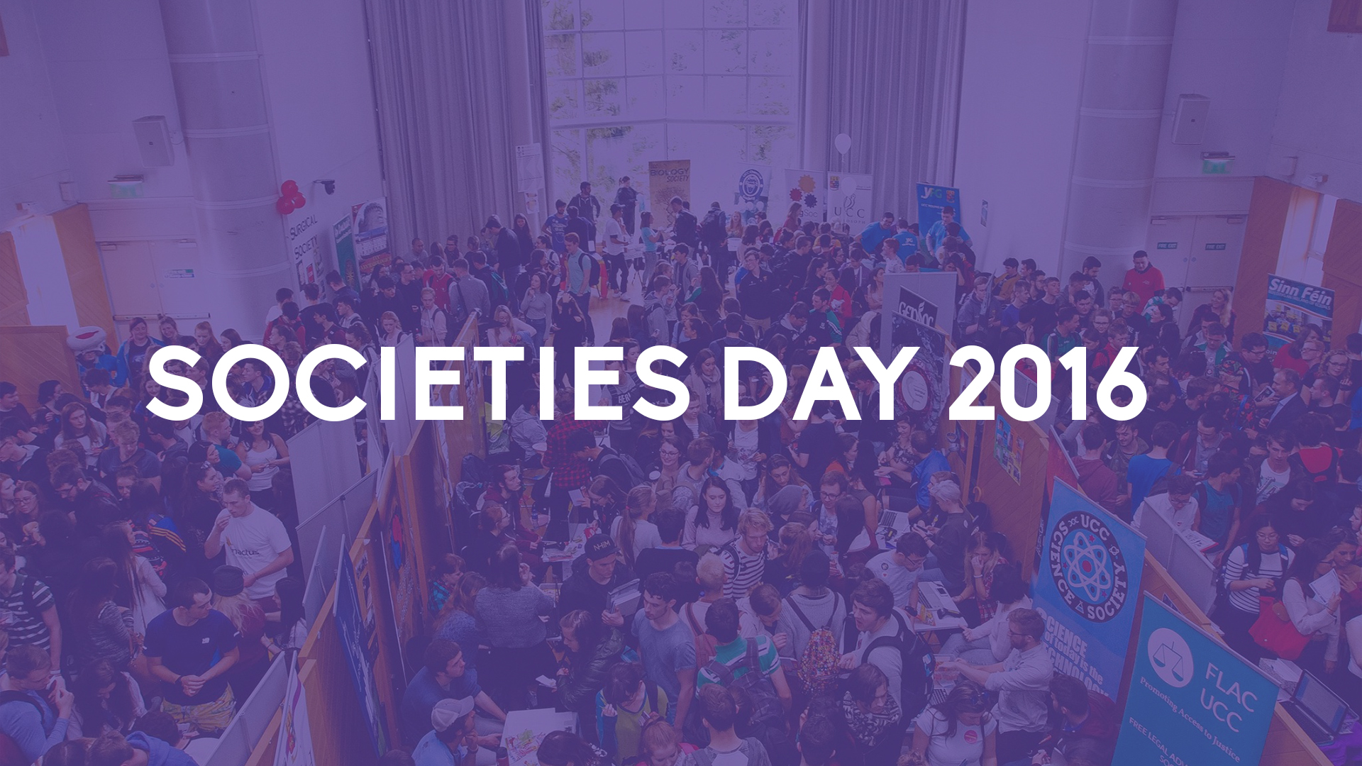Societies Day2016